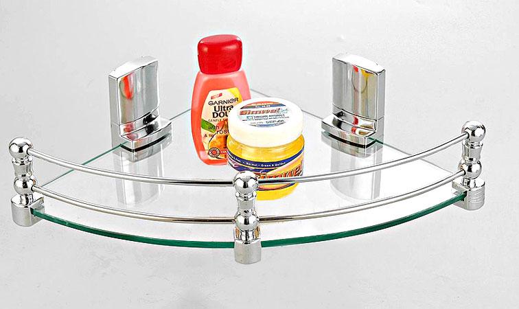 Glass shelves, Glass Shelf manufacturer, Bathroom Accessory Set ...